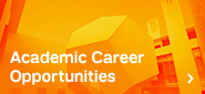 Academic Career Opportunities