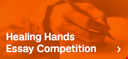 Healing Hands Essay Competition