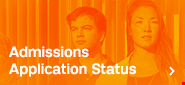 Admissions: Application Status