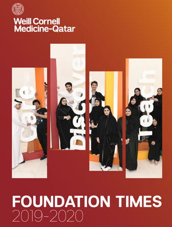 Foundation Times 2019-2020 Issue