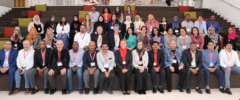 The WCM-Q systematic review workshop drew participants from the fields of healthcare, research and education.