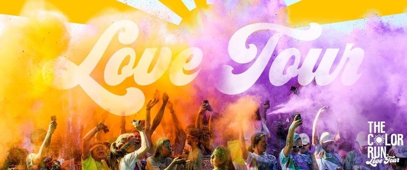 The Color Run 2020.The Color Run Presented By Sahtak Awalan Returns Jan 25 2020