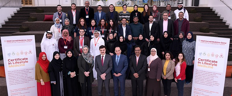 WCM-Q course leading the way in battle against lifestyle-related diseases