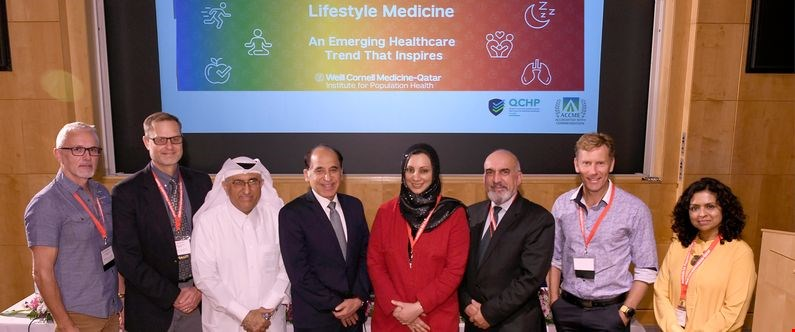 The potential for healthy lifestyle choices to prevent, treat and reverse chronic illness was discussed at a conference titled 'Lifestyle Medicine: An Emerging Healthcare Trend that Inspires'.