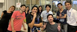 WCM-Q students intern in research labs in Boston and Tokyo