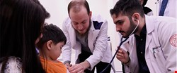 Cornell Stars help trainee doctors learn new skills at Weill Cornell Medicine - Qatar