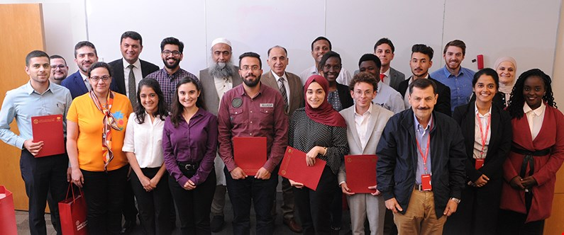 WCM-Q welcomes medical students from across the globe