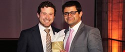 WCM-Q alumnus scoops Intern of the Year award