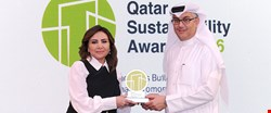 WCM-Q's Your Health First campaign wins Qatar Sustainability Award