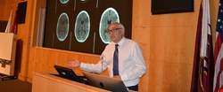 Advances in stroke care discussed at WCM-Q Grand Rounds