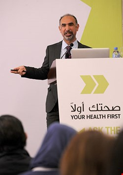 Dr. Shahrad Taheri, Professor of Medicine at WCM-Q and an expert on sleep, explained that getting insufficient rest can potentially have serious effects on the body.