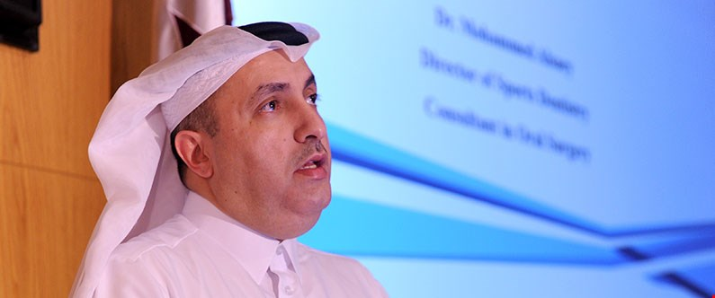 Elite athletes are extremely vulnerable to oral trauma while competing, explained Dr. Mohammed Jaber Alsaey of Aspetar Orthopaedic Hospital in his presentation at WCM-Q's Grand Rounds.