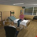 Virtual World Simulation for Healthcare Education