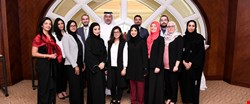 WCM-Q Alumni Train for Leadership Roles in Qatar's Health Sector